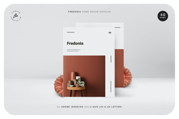 Thumbnail for Fredonia Home Decor Catalog