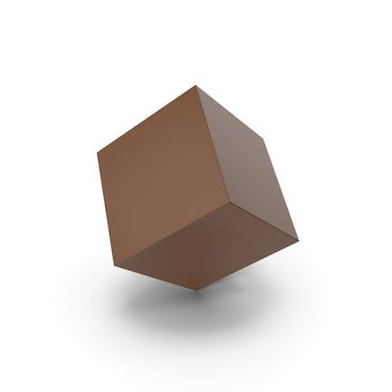 Cubo Marrón