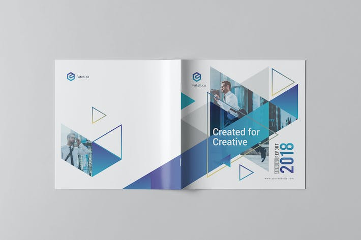 Thumbnail for Annual Report - Square