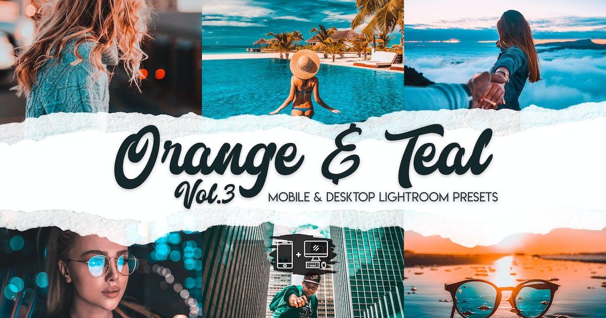 Download Orange & Teal Lightroom Presets Vol. 3 by ClauGabriel