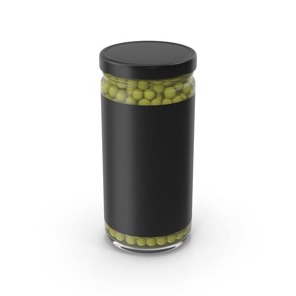 Thumbnail for Green Peas Jar