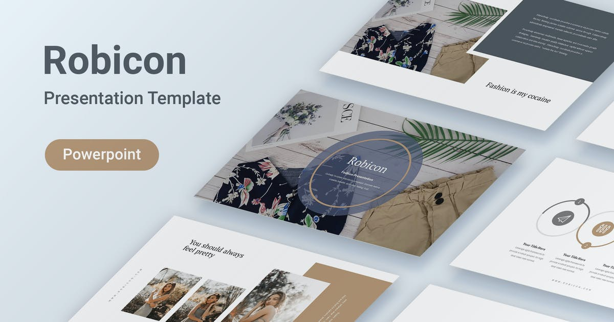 Download Robicon Powerpoint by BadSyxn