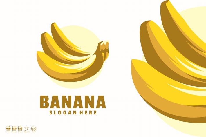 Thumbnail for Mock-up banane