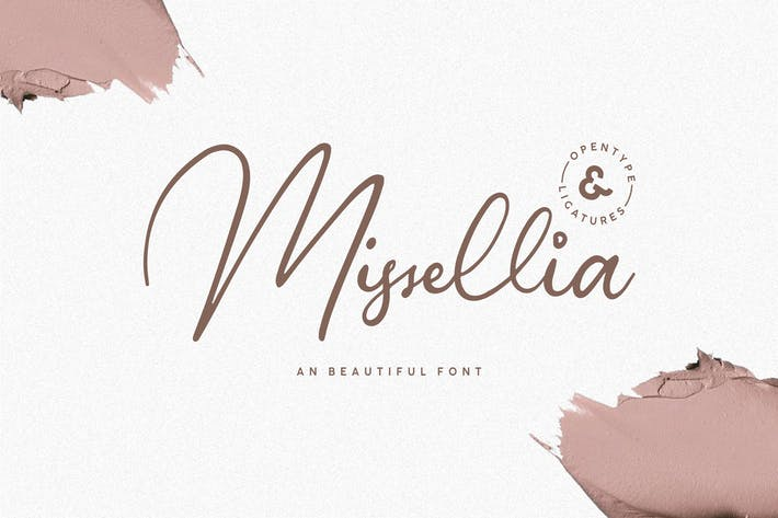 Thumbnail for Missellia Script