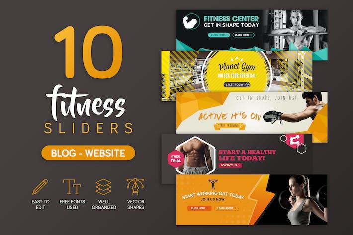 Thumbnail for Fitness Slider