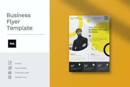 Business - Flyer Template Vol.76