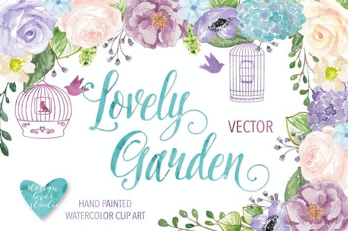 Thumbnail for Lovely Garden design