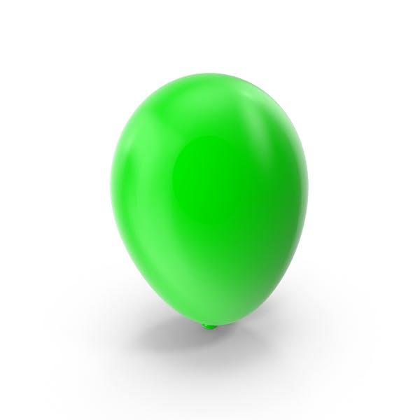 Thumbnail for Green Balloon