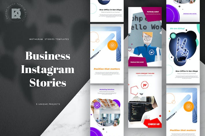Thumbnail for Agency Marketing Instagram Stories