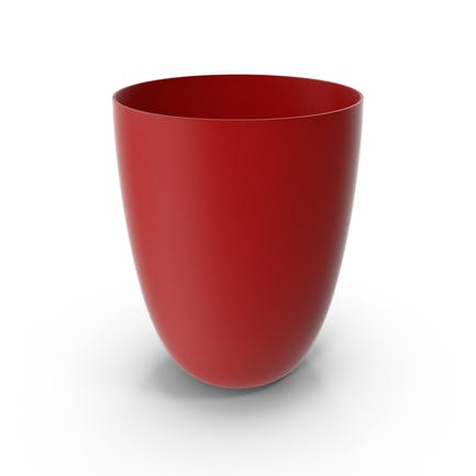 Plastic Cup Red