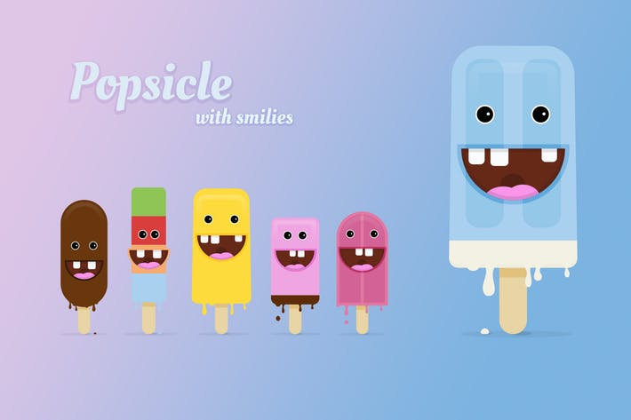 Thumbnail for Ice cream with crazy smile