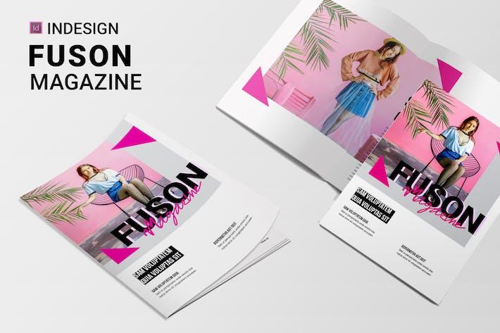 Thumbnail for Fuson | Magazine