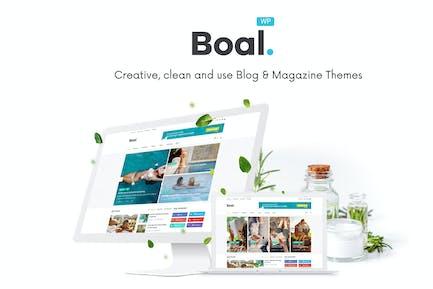Boal - Newspaper Magazine News