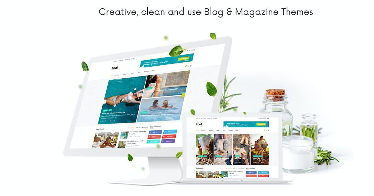 Download Boal - Newspaper Magazine News by nanoagency