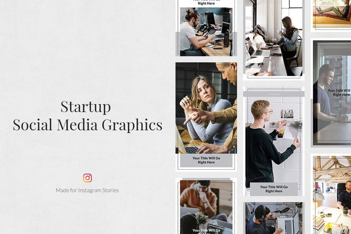 Thumbnail for Startup Instagram Stories