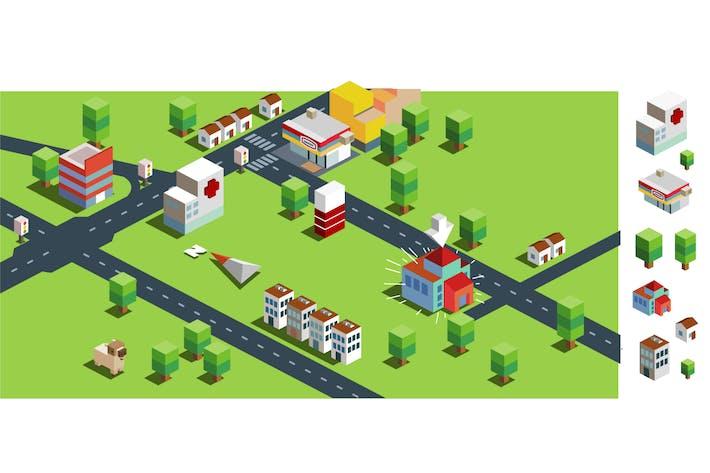 Thumbnail for green city