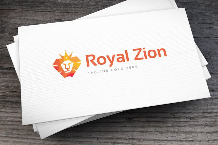 Thumbnail for Royal Zion Logo Template