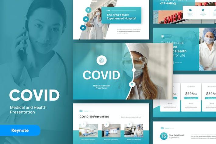COVID - Medical and Hospital Keynote Template