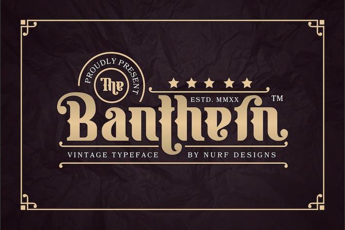 Thumbnail for Banthern