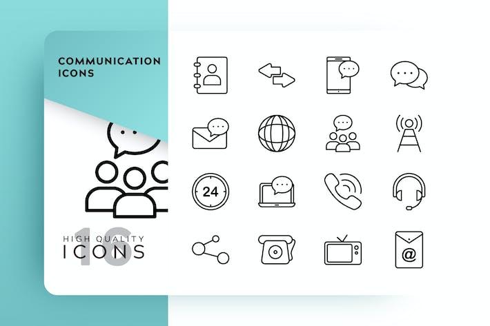 Thumbnail for COMMUNICATION OUTLINE