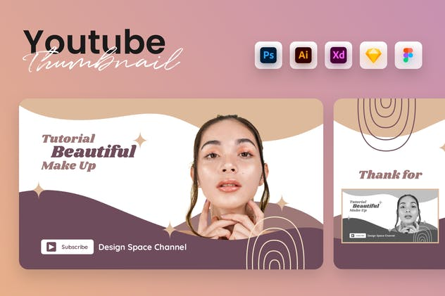 Youtube Video Thumbnail Template