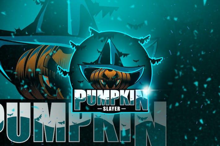 Thumbnail for Pumkin - Mascot & Esport Logo