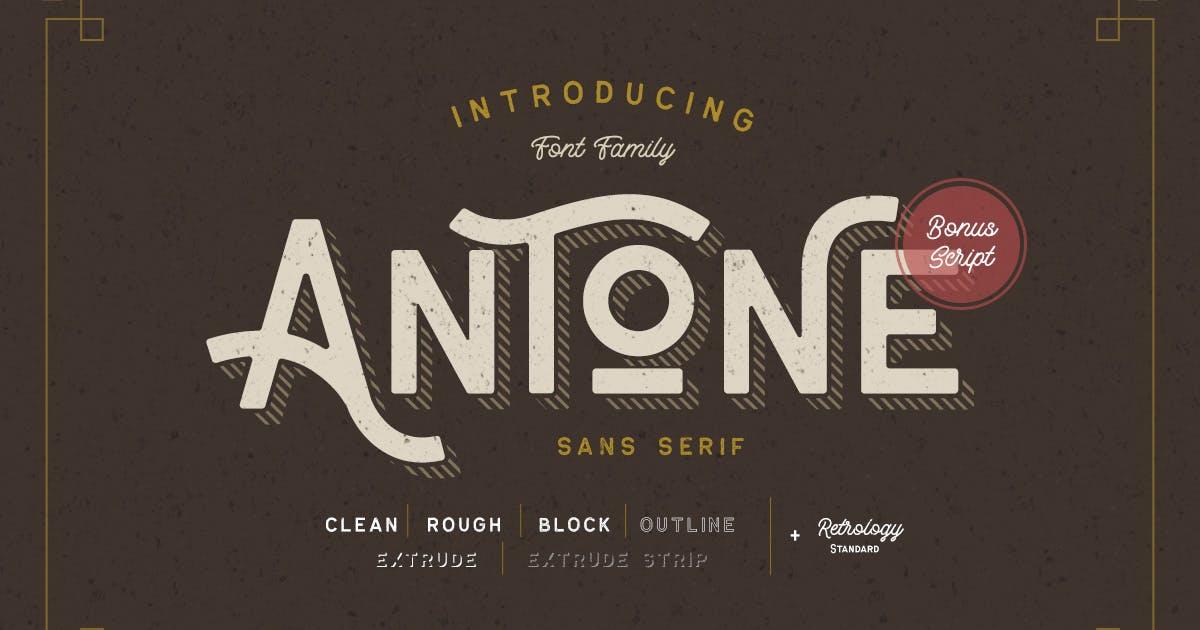 Download Antone by letterhend
