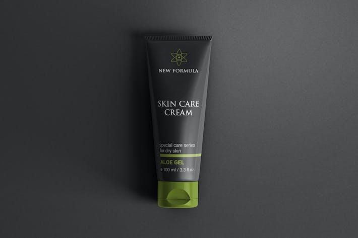 Thumbnail for Cosmetic Tube Mockup