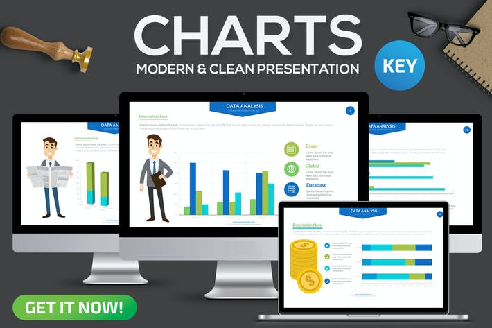Charts Keynote Presentation