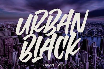 Urban Black - Police Urban