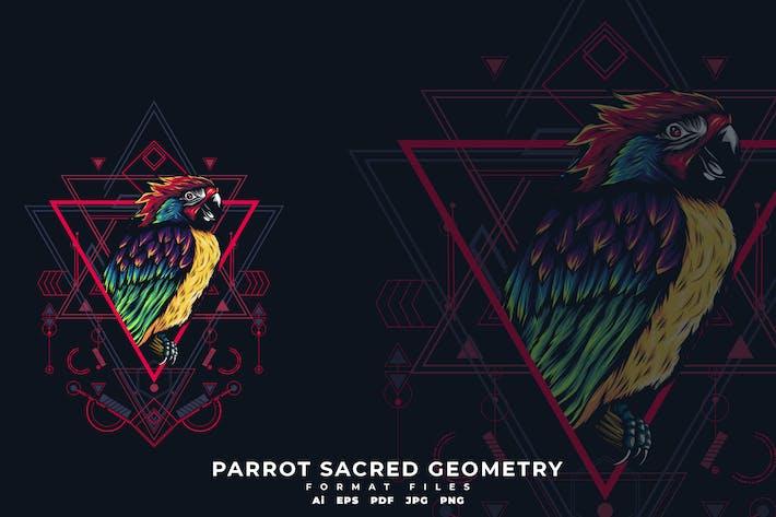 Thumbnail for Parrot Sacred Geometry