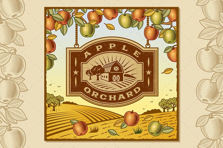 Thumbnail for Apple Orchard