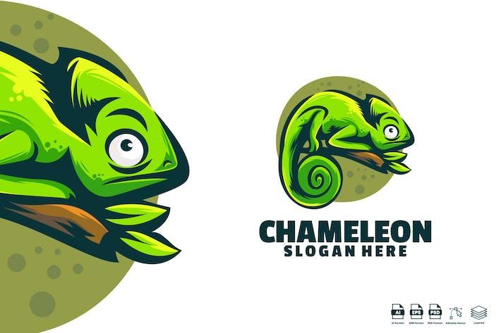 Thumbnail for Chameleon Logo template