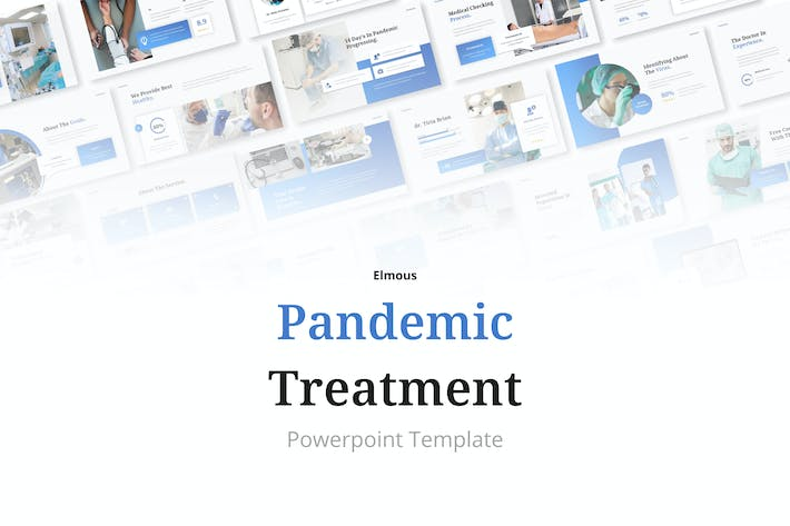 Pandemic Treatment - Medical Powerpoint