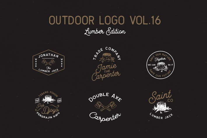 Thumbnail for Outdoor Logo Vol.16