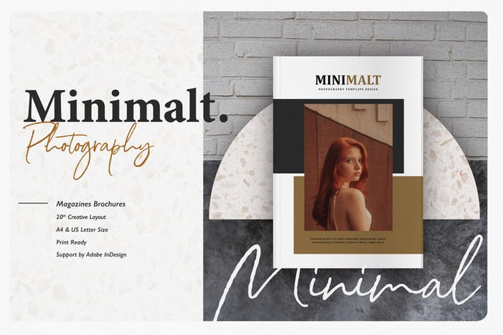 Thumbnail for Minimalt Magazine