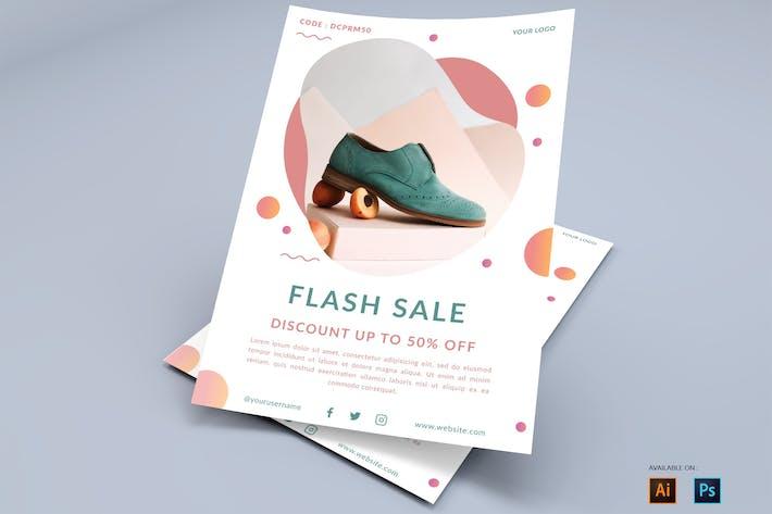 Flash Sale - Poster
