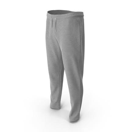 Mens Sport Pants Grey