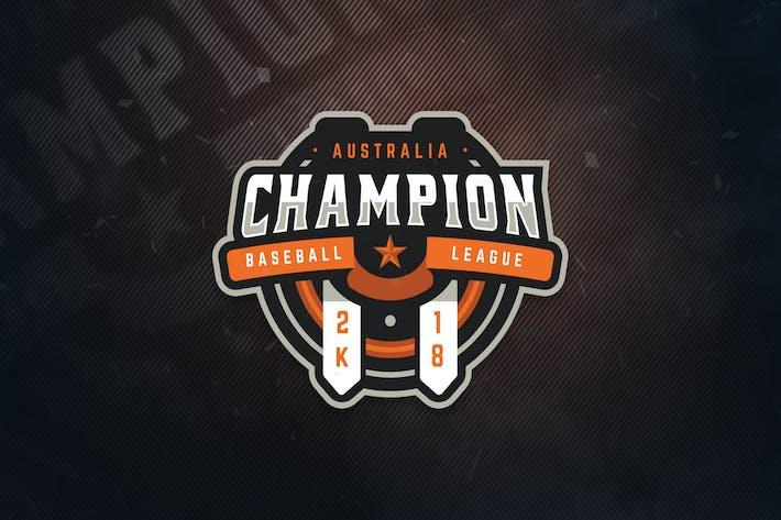 Thumbnail for Australia Champion Sports Logo