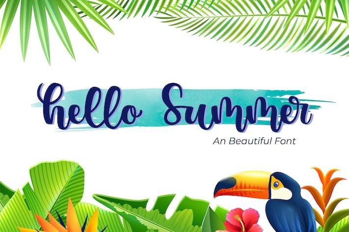 Thumbnail for Hola verano