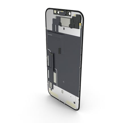 Smartphone LCD Display with Touchscreen