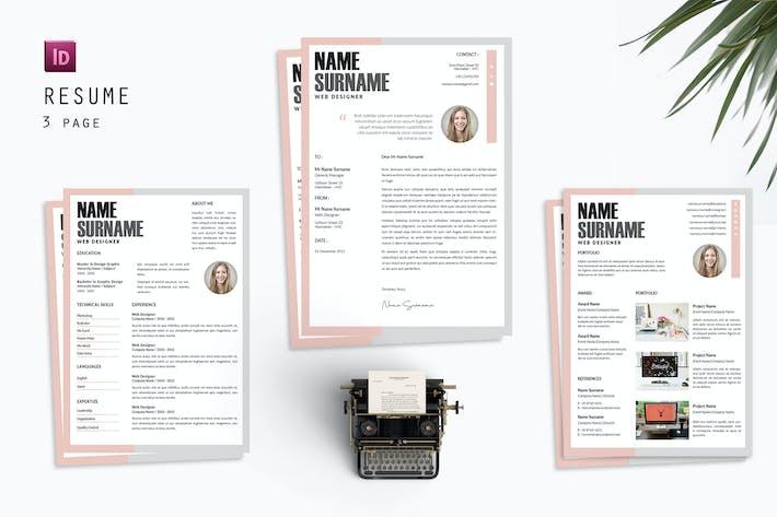 Web Resume Designer