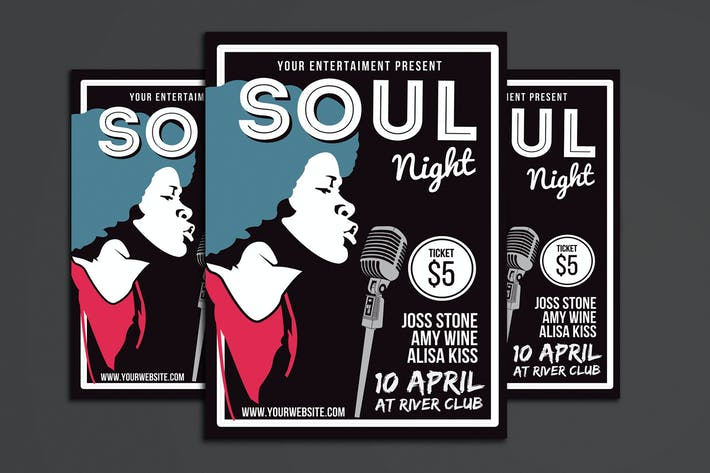 Thumbnail for Soul Music Night