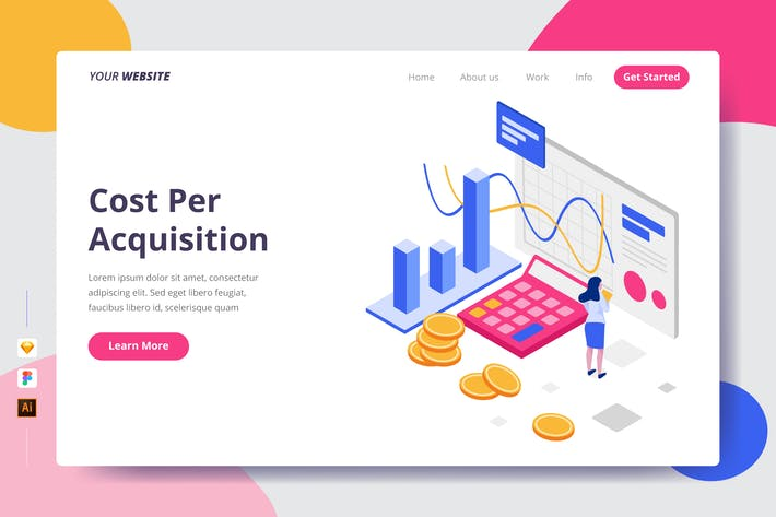 Thumbnail for Cost Per Acquisition - Landing Page