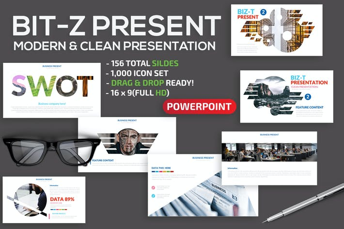 Thumbnail for Biz-T Powerpoint Presentation