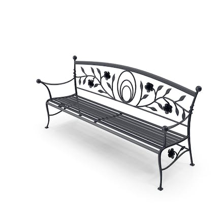 Bench forged