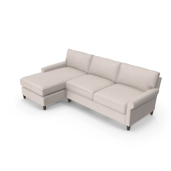 Thumbnail for Contemporary Sectional Sofa