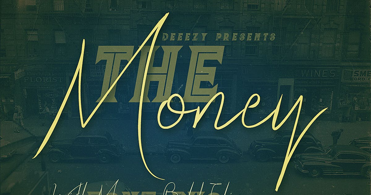 Download The Money Font Duo by cruzine