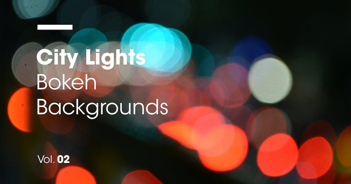 Download City Lights   Bokeh Backgrounds   Vol. 02 by devotchkah