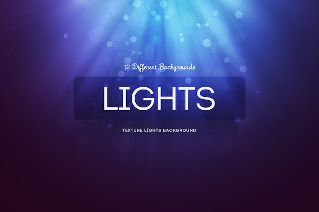 Texture Lights Backgrounds